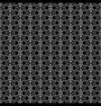 white openwork pattern vector image vector image