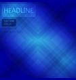 blue background wallpaper square pattern design vector image