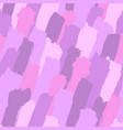 violet paint strokes background vector image