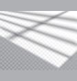 shadow overlay effects mock up window frame vector image vector image