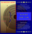 brochure competitions in archery bow arrows