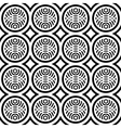 seamless fancy design vector image vector image