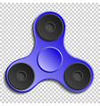 hand spinner vector image