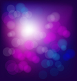 Purple abstract background vector image vector image