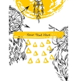 Ethnic American Indian Dream catcher can be used vector image