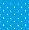 baby milk bottle pattern seamless blue vector image vector image