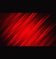 abstract red speed line pattern design modern