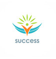 Success people logo