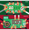 Casino Game Banner Set vector image vector image