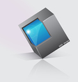 Cube design vector | Price: 1 Credit (USD $1)
