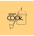 Good Cook vector image