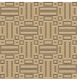 ornate leather seamless pattern vector image vector image