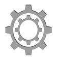 couple gears icon vector image vector image