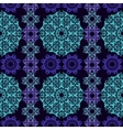 decorative pattern in oriental style vector image vector image