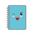 notebook class school instrument icon vector image vector image