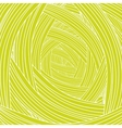 Abstract Yellow Wave Background vector image vector image
