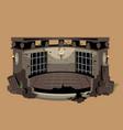 arena vector image