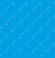 stirring rod pattern seamless blue vector image vector image