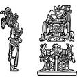 Mayan Group vector image vector image