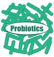 probiotics background vector image vector image