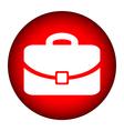 Portfolio icon vector image vector image