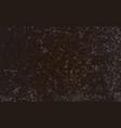 grunge dark texture vector image vector image