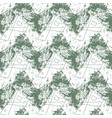 seamless pattern grunge textured ornament page vector image vector image