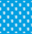 paint brush palette pattern seamless blue vector image vector image