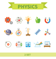 Physics vector image vector image