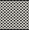 rhombuses seamless pattern geometric grid texture vector image vector image