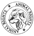 animal rights vector image vector image