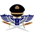 Icon Royal Navy vector image vector image