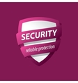 logo security vector image vector image