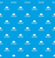 underpant pattern seamless blue vector image vector image