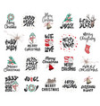 engraved style with typography and lettering vector image vector image
