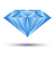 Icon design with concept diamond vector image vector image