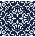 Seamless arabic pattern vector image