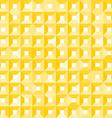 Seamless Yellow Texture vector image