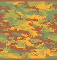 camouflage military background vector image vector image
