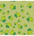 Gooseberry cartoon seamless texture 648 vector image vector image