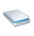 icon scanner vector image