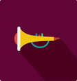 Trumpet vector image