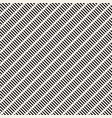 abstract dashed line background seamless vector image vector image