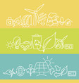 icon template vector image vector image
