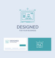 interface website user layout design business vector image