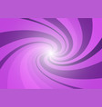 puple twist abstract background vector image vector image