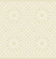 seamless pattern or islamic background vector image vector image
