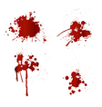Blood splatters vector | Price: 1 Credit (USD $1)