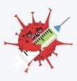care reaction emoji social media virus emoticon vector image vector image
