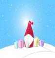 ChristmasBG02 X vector image vector image